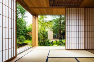 Дом в стиле азиатского дома