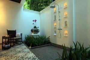 Идеи для душевых кабин на открытом воздухе - фантастический душ для вашего сада