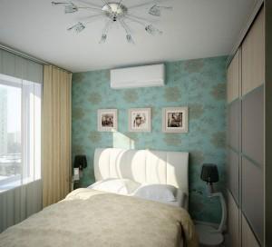 идеи дизайна маленькой спальни -foto-20
