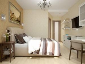 идеи дизайна маленькой спальни-foto-23