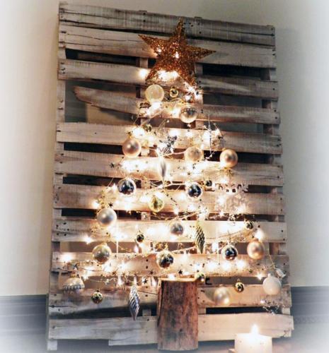 Идеи праздничной елки