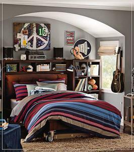 Интерьер отличной комнаты для подростка, девочки и мальчика. Идеи интересного дизайна.