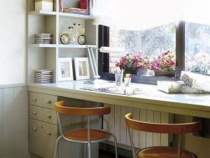 Настольные домашние офисные идеи