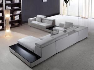 Идеи украшения современный диван торшер