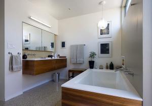 Пол Terrazzo в современных интерьерах дома