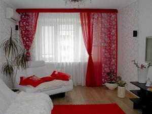 Шторы для гостиной фото-gostinoi-7