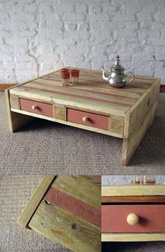 Кофейный столик в восточном стиле