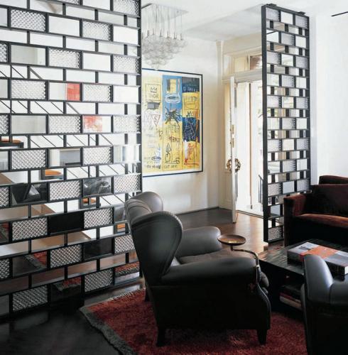 Идеи для разделителей комнаты