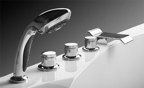 выбор смесителя для ванной.