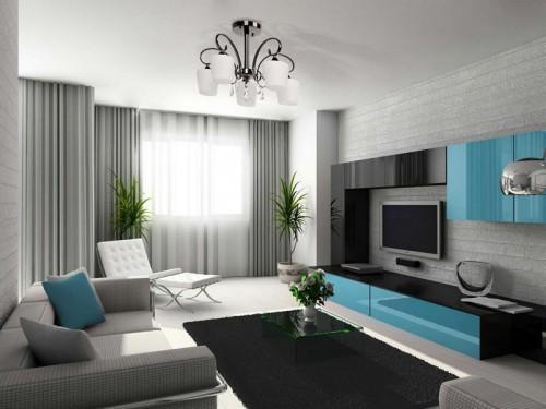 Дизайн гостиной 20 фото