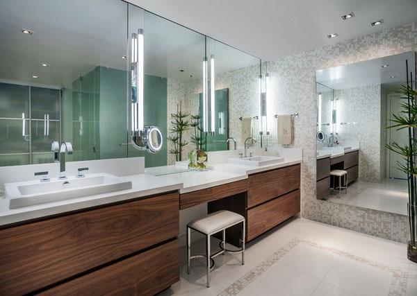 Двойная раковина для ванны