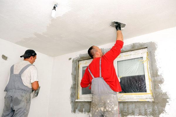 Подготовка стен к чистовой отделке