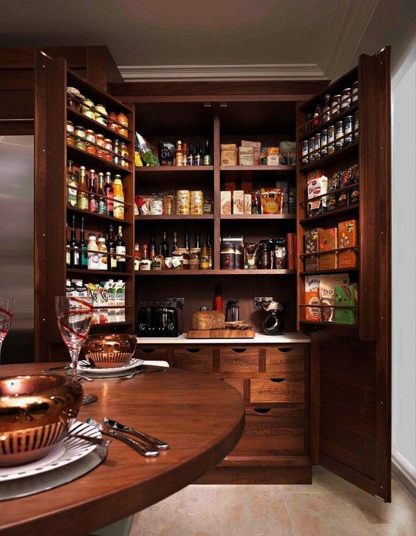 кладовая на кухню