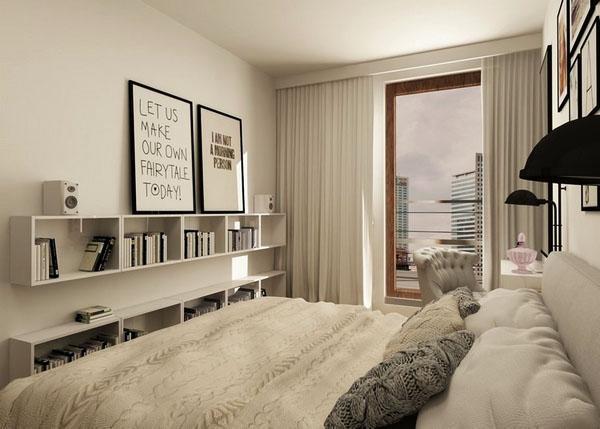 Выбираем мебель для маленькой спальни