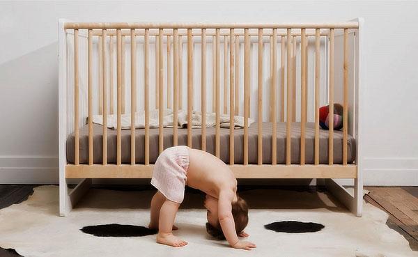 Детские кроватки советы по выбору