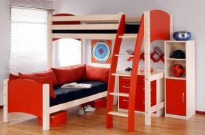 Дизайн маленькой детской фото dizajn-malenkoj-detskoj-28