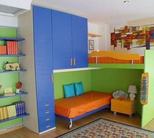 Дизайн маленькой детской фото dizajn-malenkoj-detskoj-16