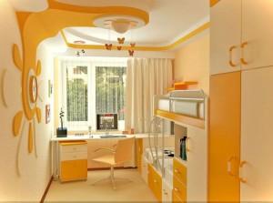 Дизайн маленькой детской фото dizajn-malenkoj-detskoj-23