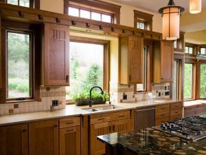 Декоративные окна кухонные столешницы