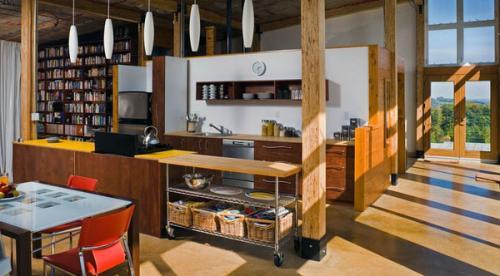 кухонная корзина столешница пространство для хранения