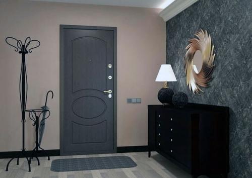 современные идеи дверей идеи безопасности квартиры