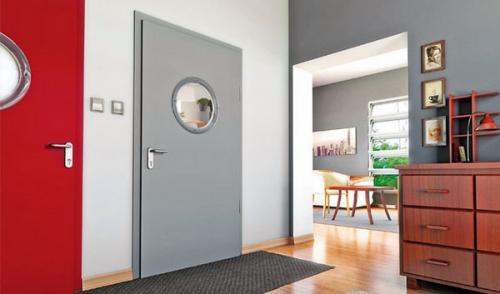 элегантные идеи современных входных дверей