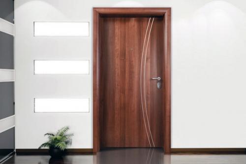 идеи современных жилых дверей
