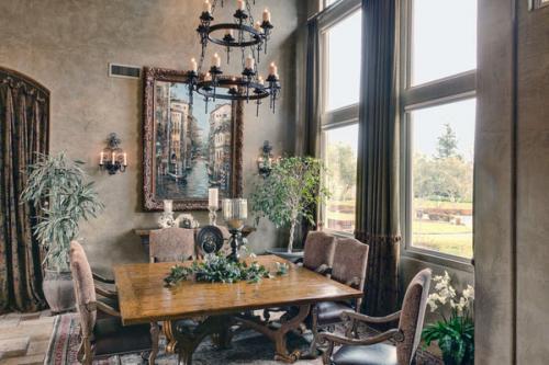 Средиземноморский стиль столовой свечи стены бра на стене