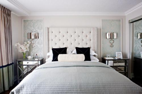 Красивая стена бра металл современная спальная тапочка спальни