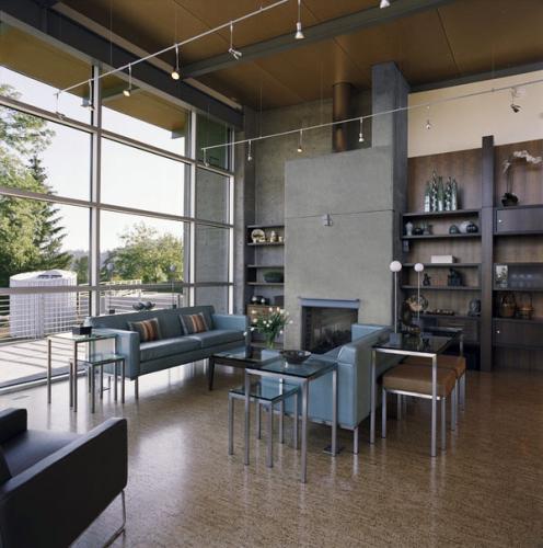 современный дизайн интерьера для прихожей