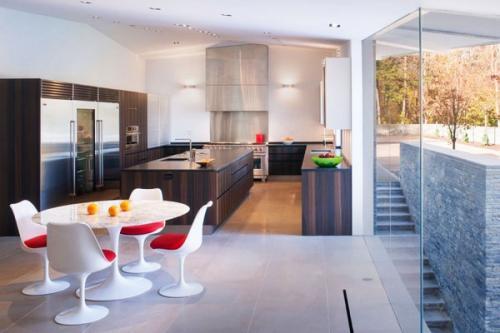 Современная кухня, ретро-стиль